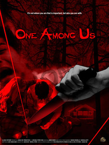 One Among Us poster  by Judah Ray