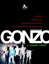 Gonzo poster  by Judah Ray
