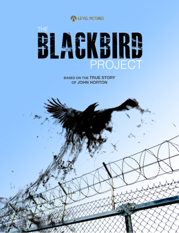 Blackbird Mock Poster